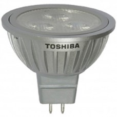 TOSHIBA MR16 GU5.3 DIMMABLE  6.2W